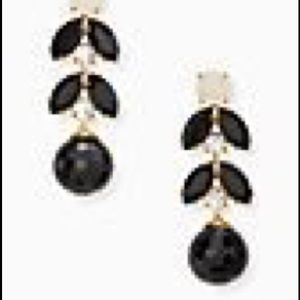 Kate Spade Be Bold Linear Earrings NWT